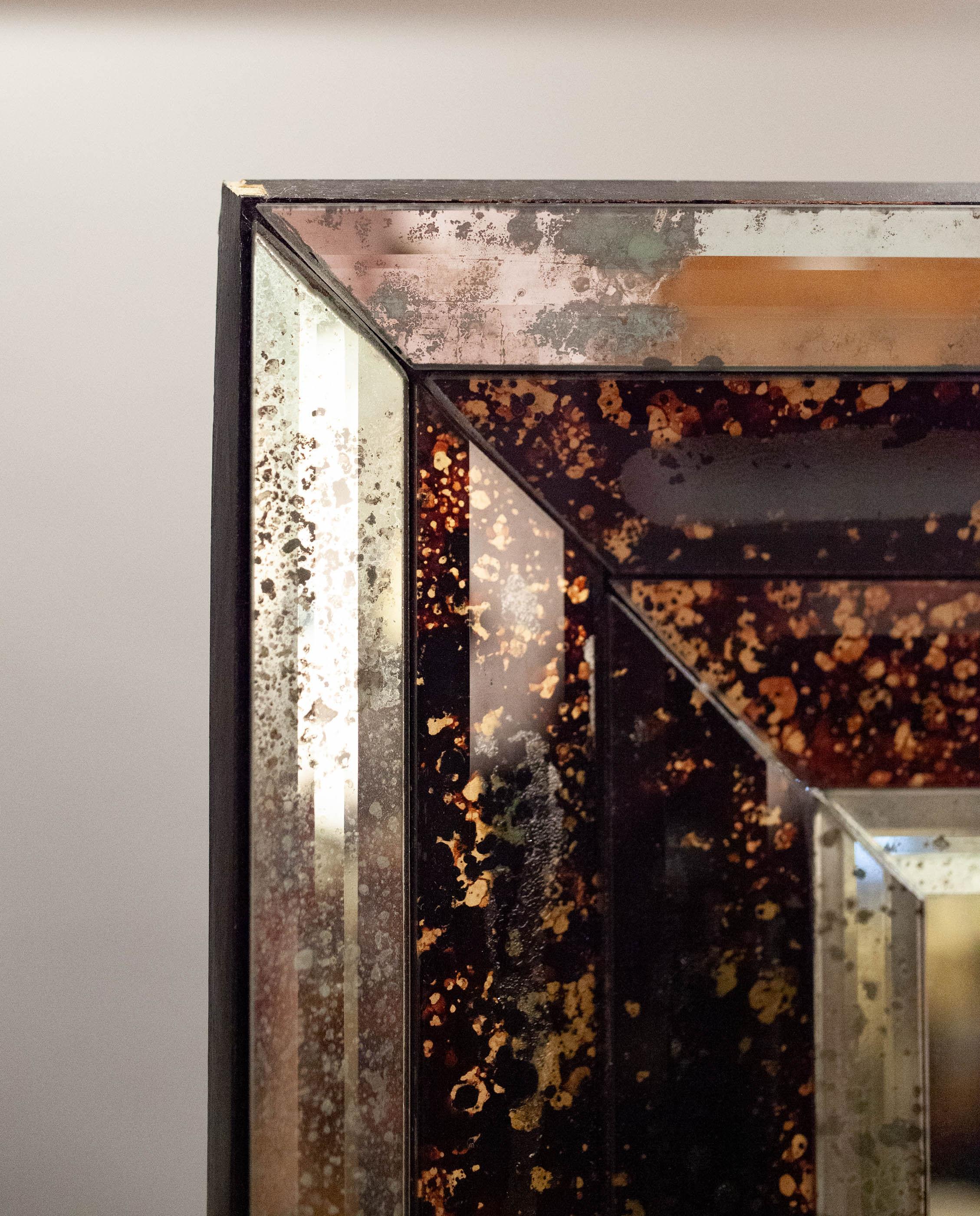 Deco Style Mirror