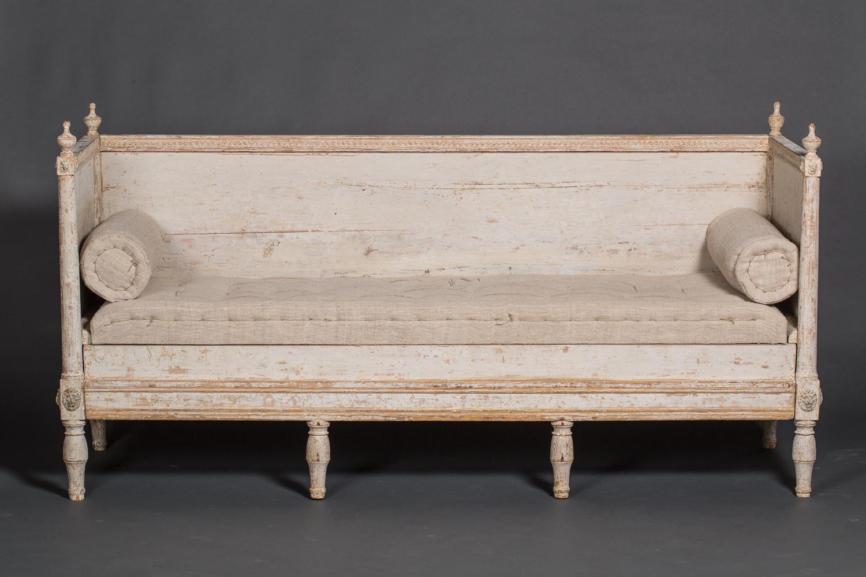 Early Gustavian Sofa