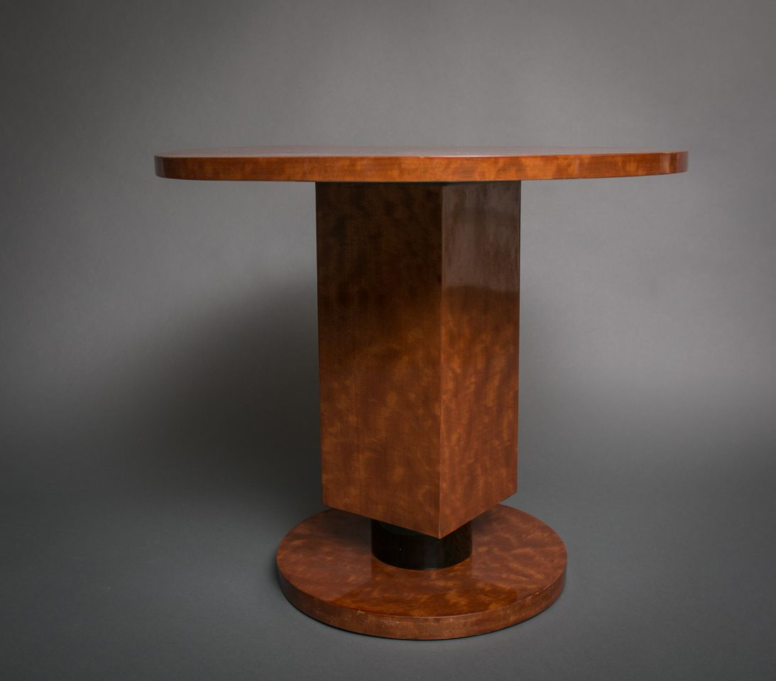 French Art Deco Ship's Table