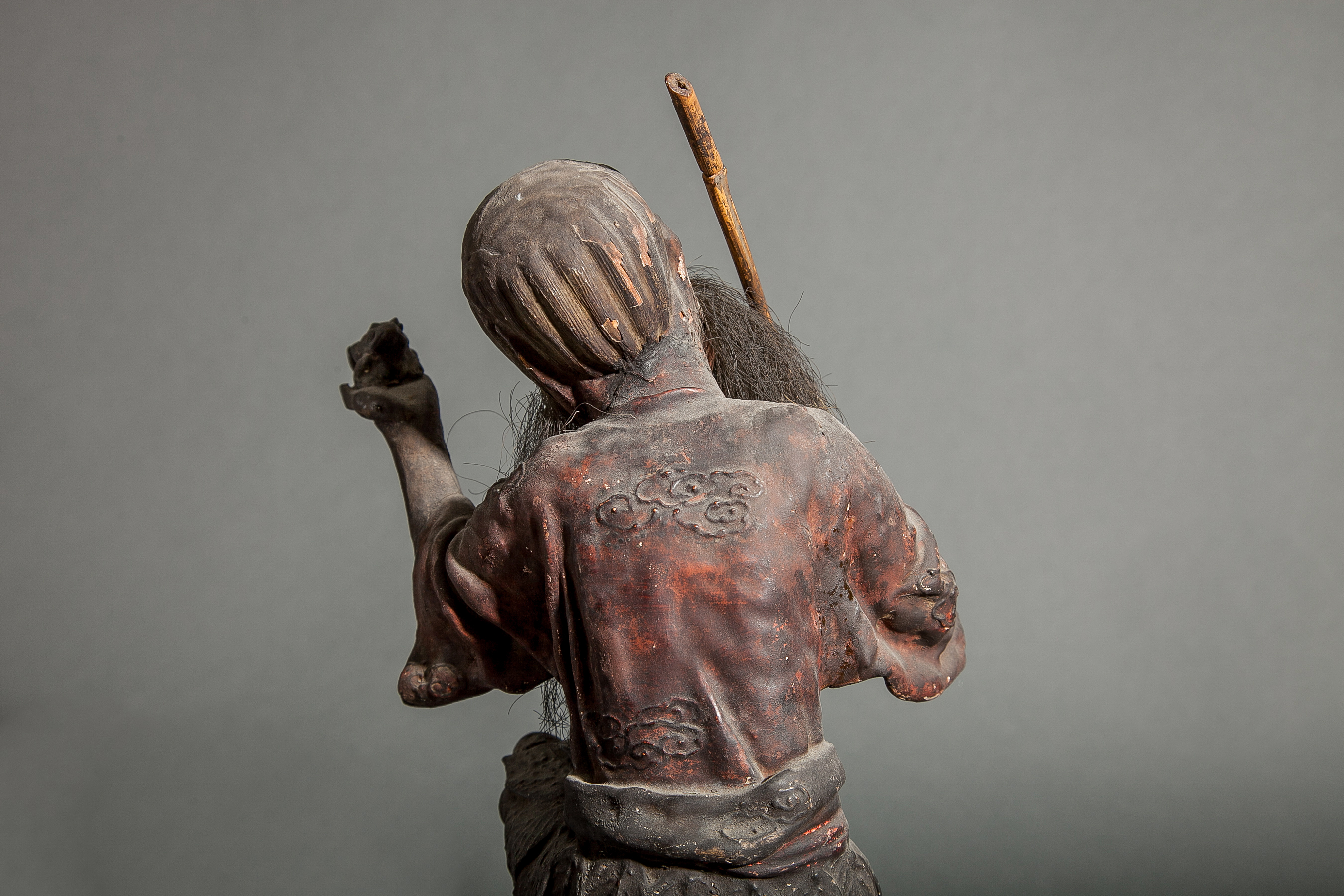Gama Sennin, the Sage with a Toad