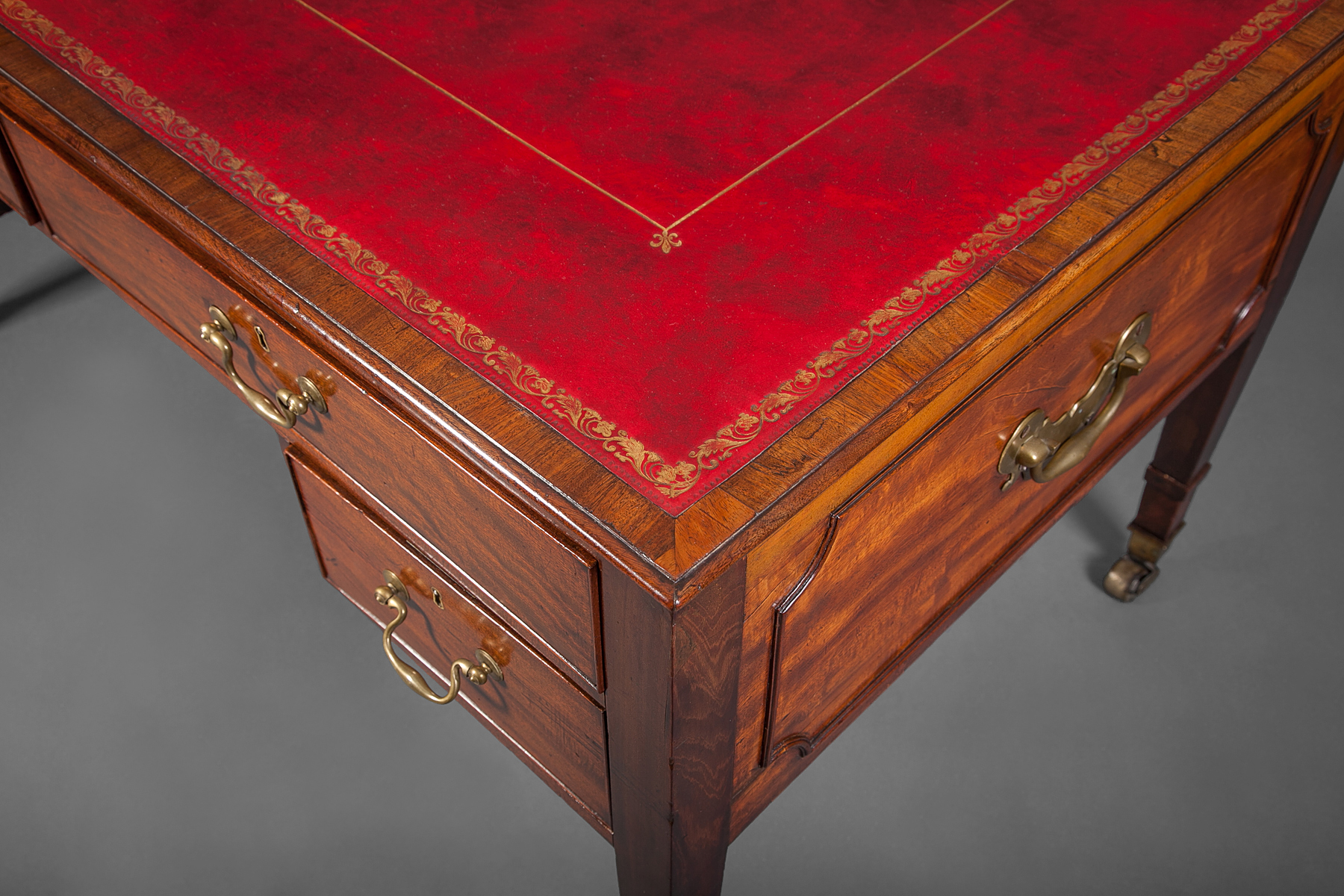 George III Partners Desk
