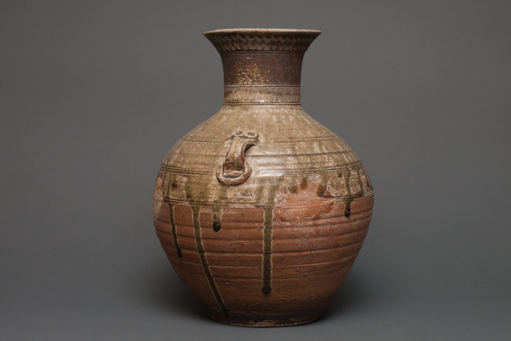 Han Dynasty 206 BC–220AD Chinese Storage Jar