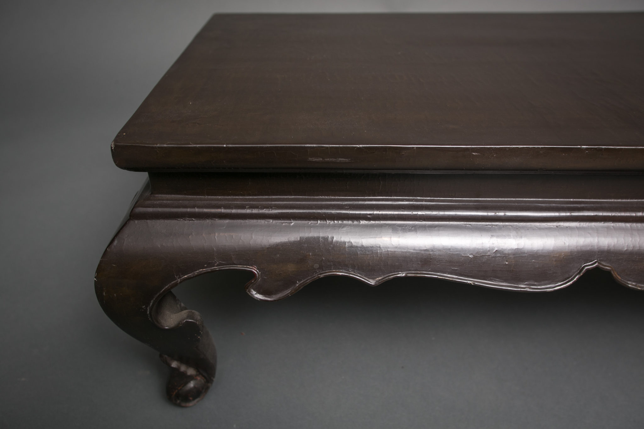 Ming Dynasty Chinese Lacquer Table