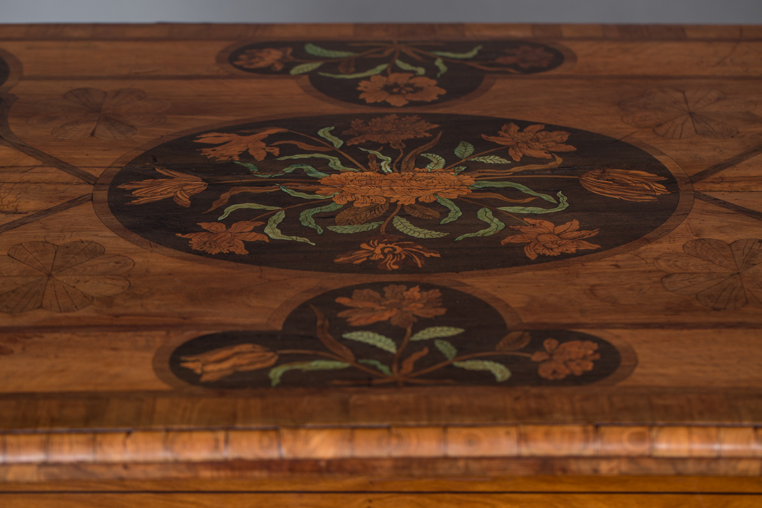 Dutch Desk with Inlay