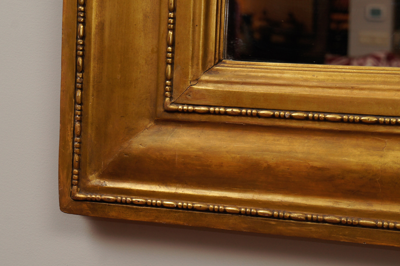 American Gilt Mirror Frame