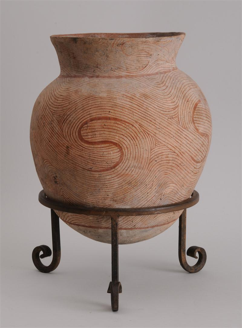 Ban Chaing Neolithic Pottery Vessle