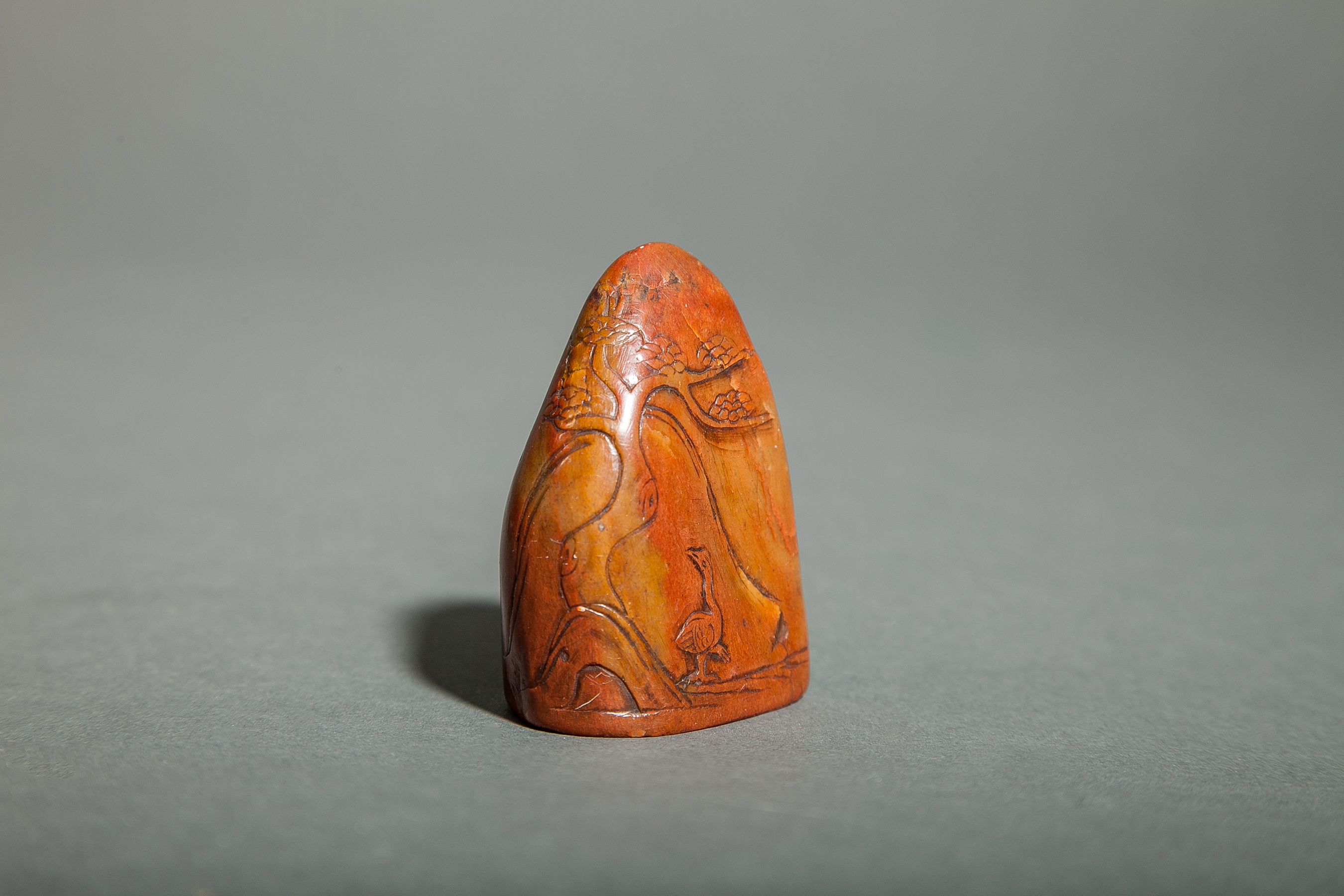 Chinese Carved Seal