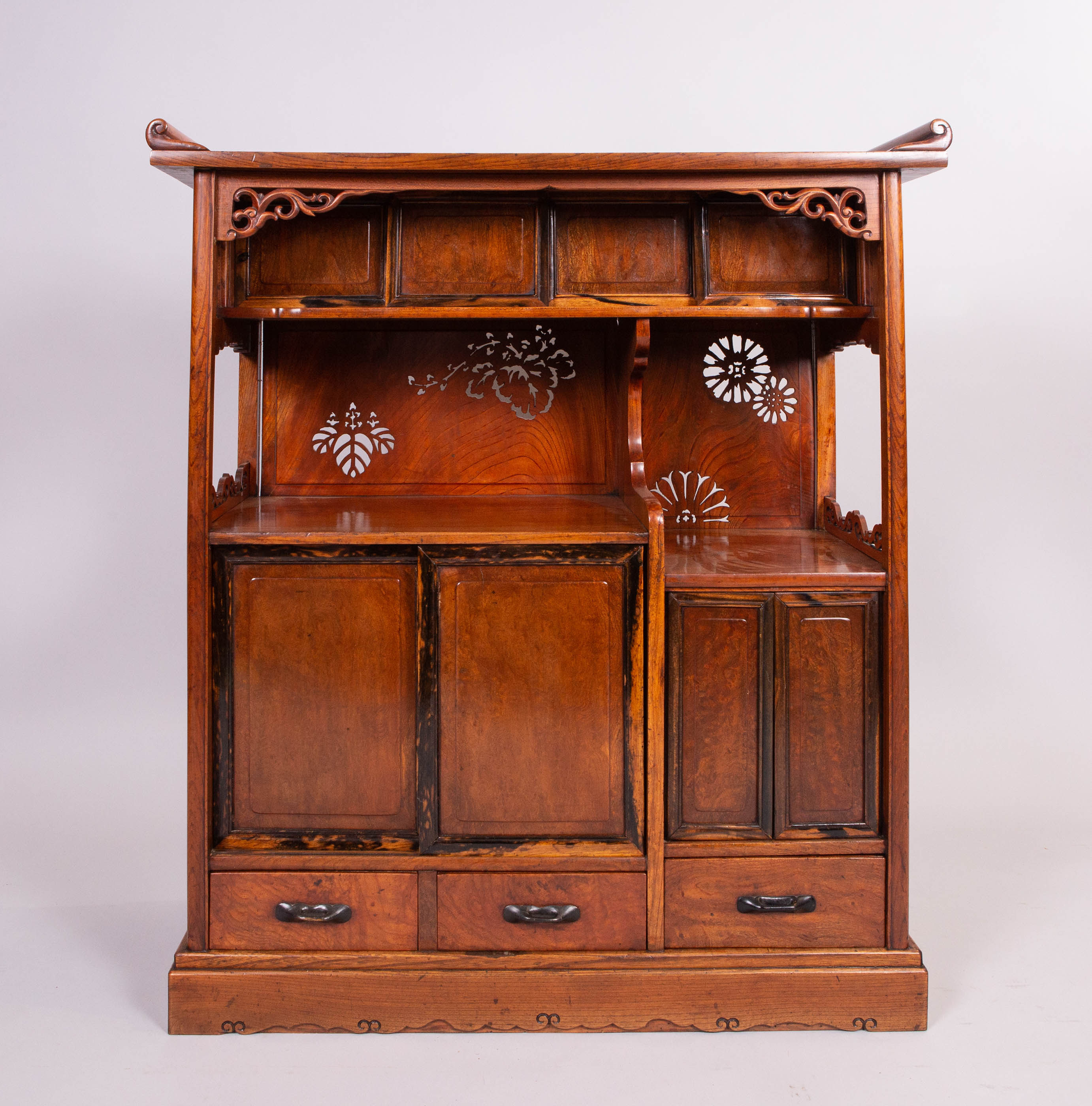 Japanese Tana (Tea Cabinet)