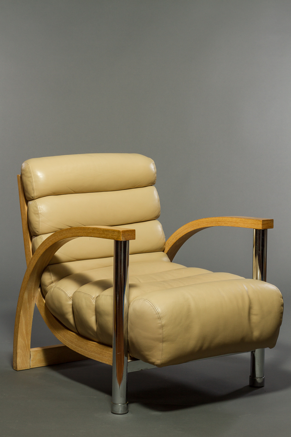 """Jay Spectre """"Eclipse"""" Chair"""