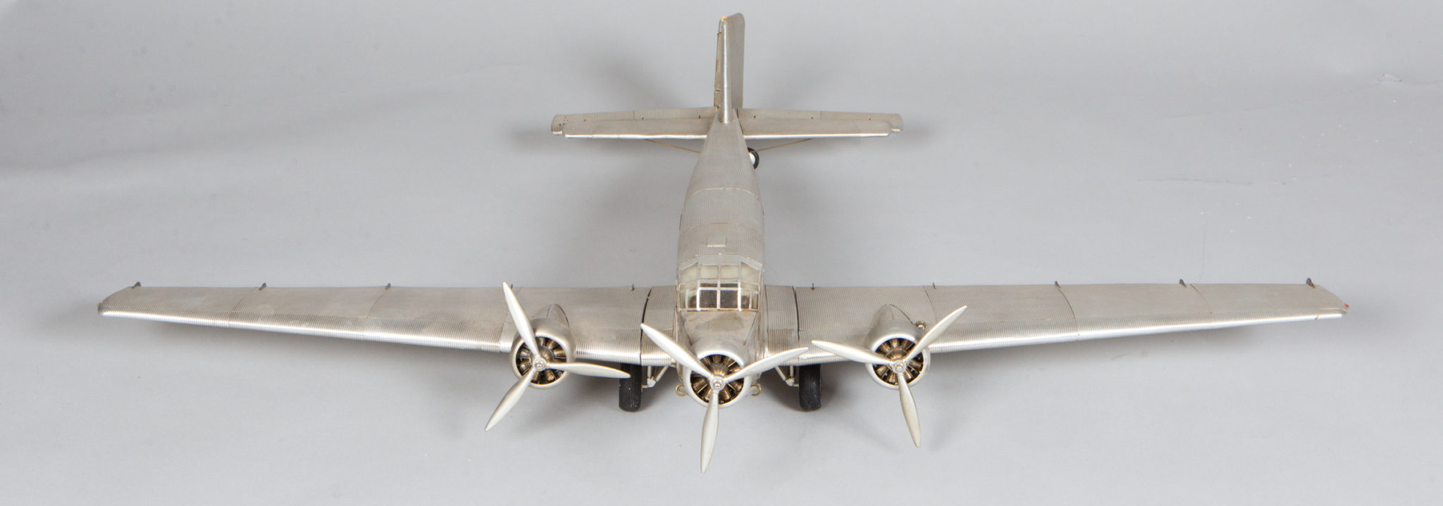 Fokker 1938 Trimotor Model Airplane