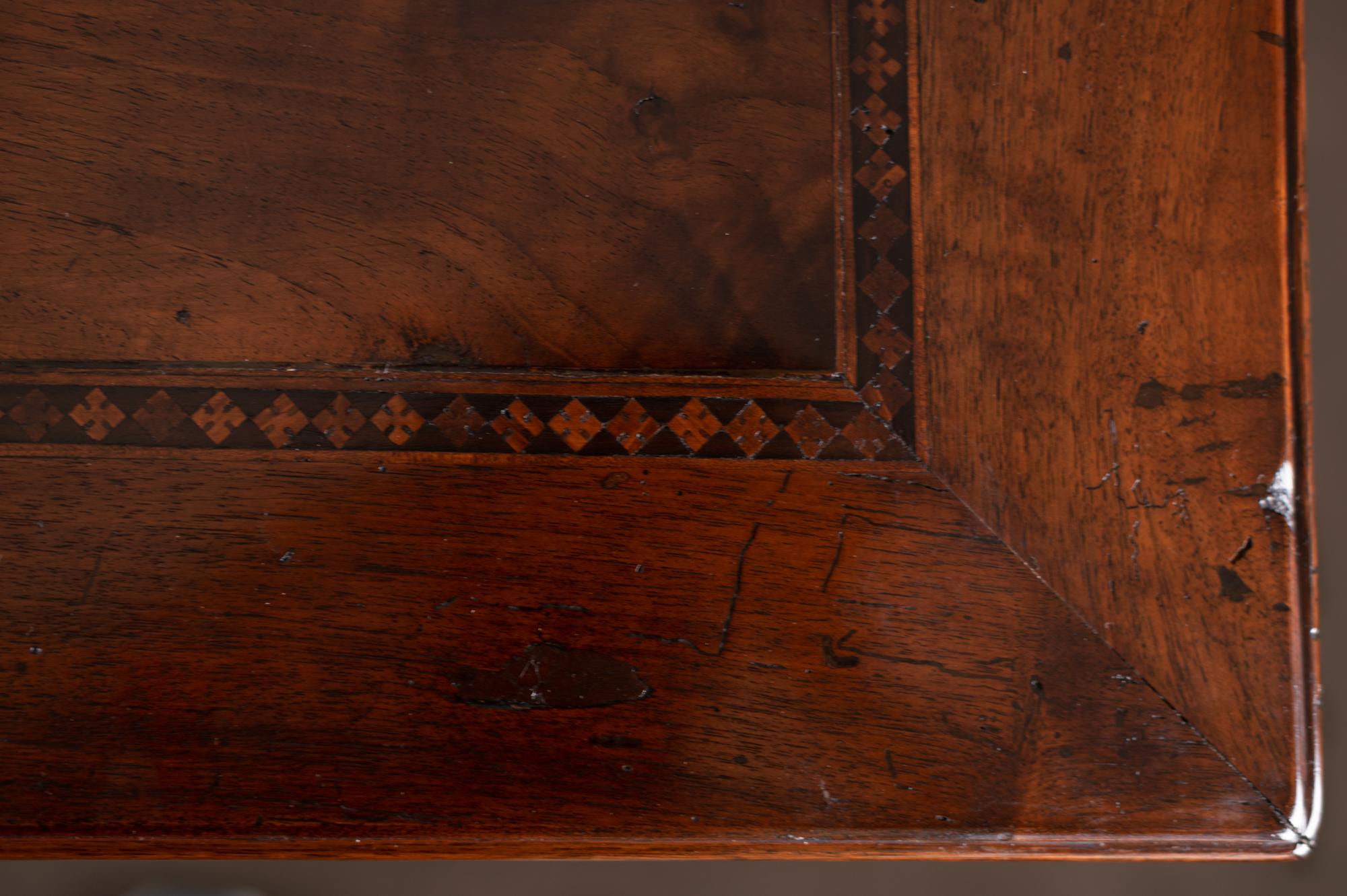 17th Century Italian Walnut Refectory Table