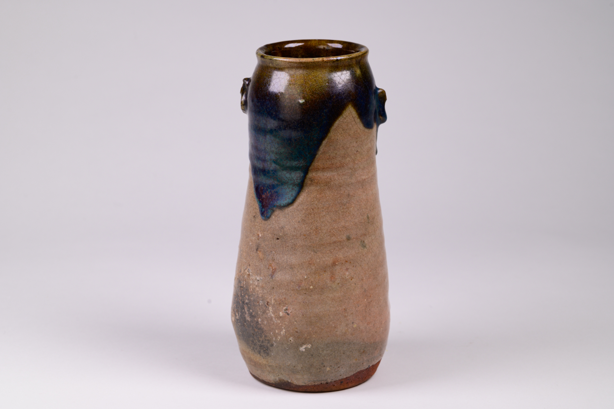 Large, Beautiful Country-Ware Vase