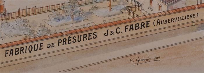 """European School: """"Fabrique De Presures"""", J&C Fabre (Aubervilliers)"""