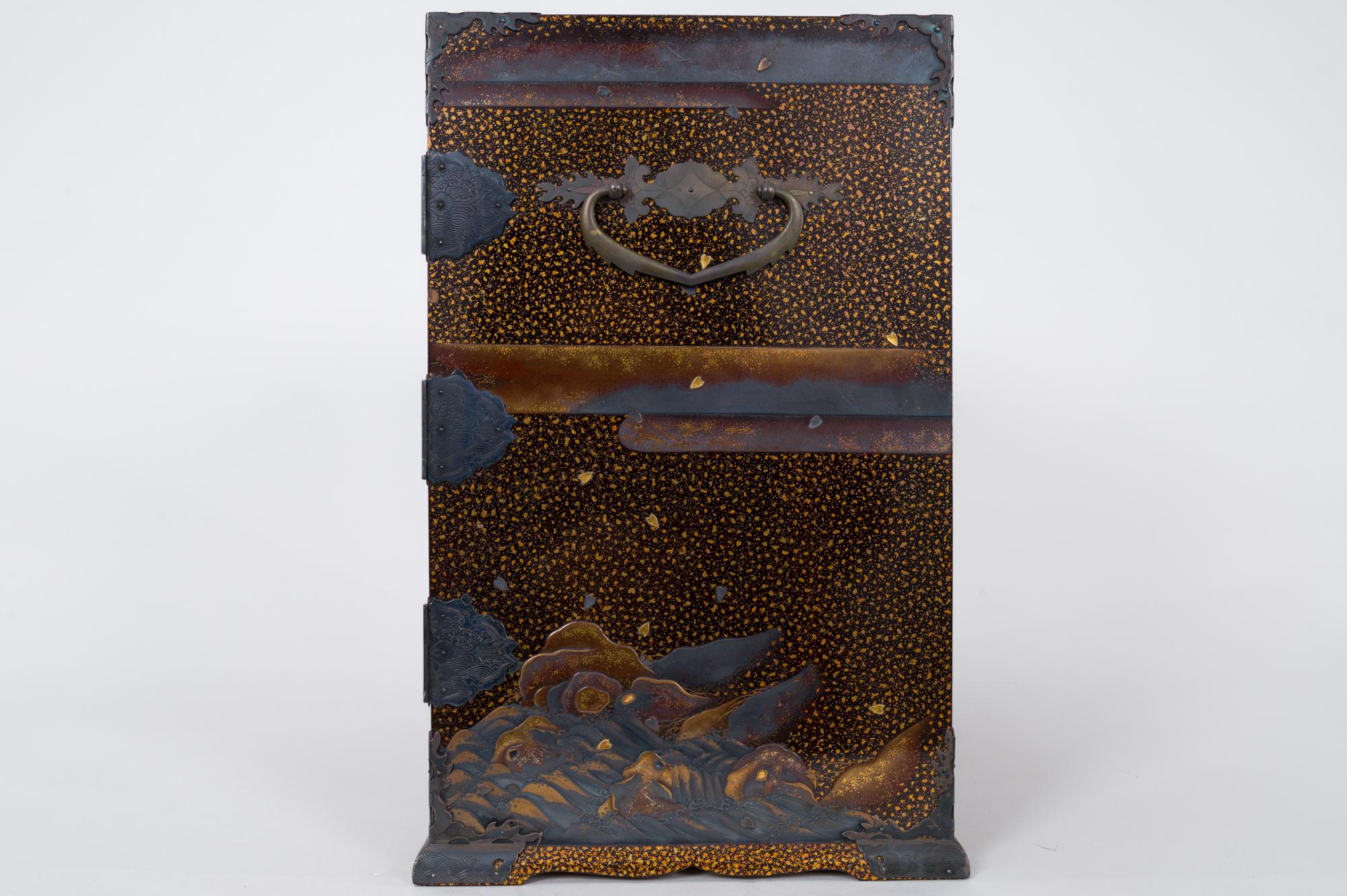 Japanese lacquer, Japanese antique, antique lacquer, Japanese antique lacquer, Japanese art
