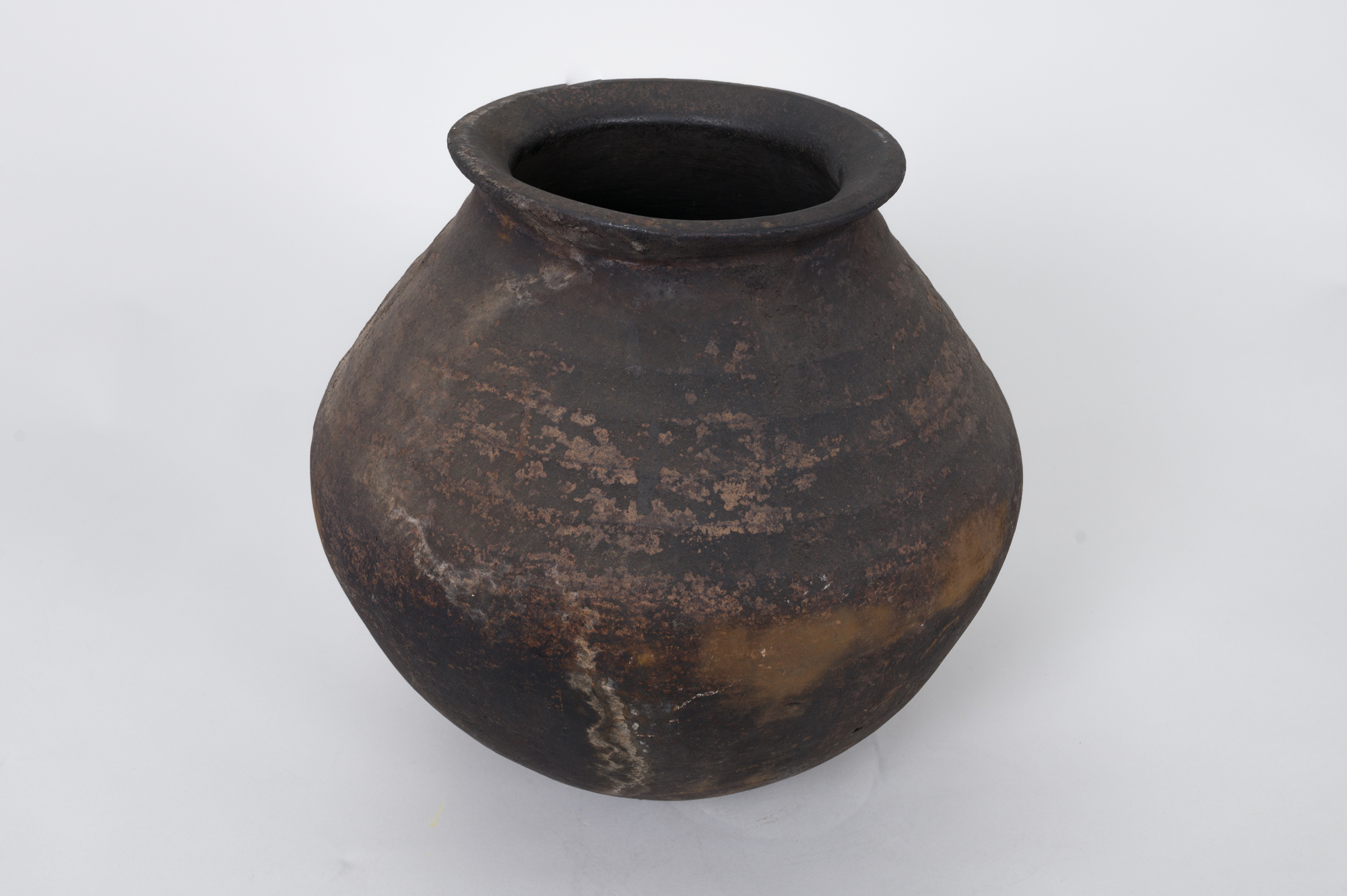 west african clay pot