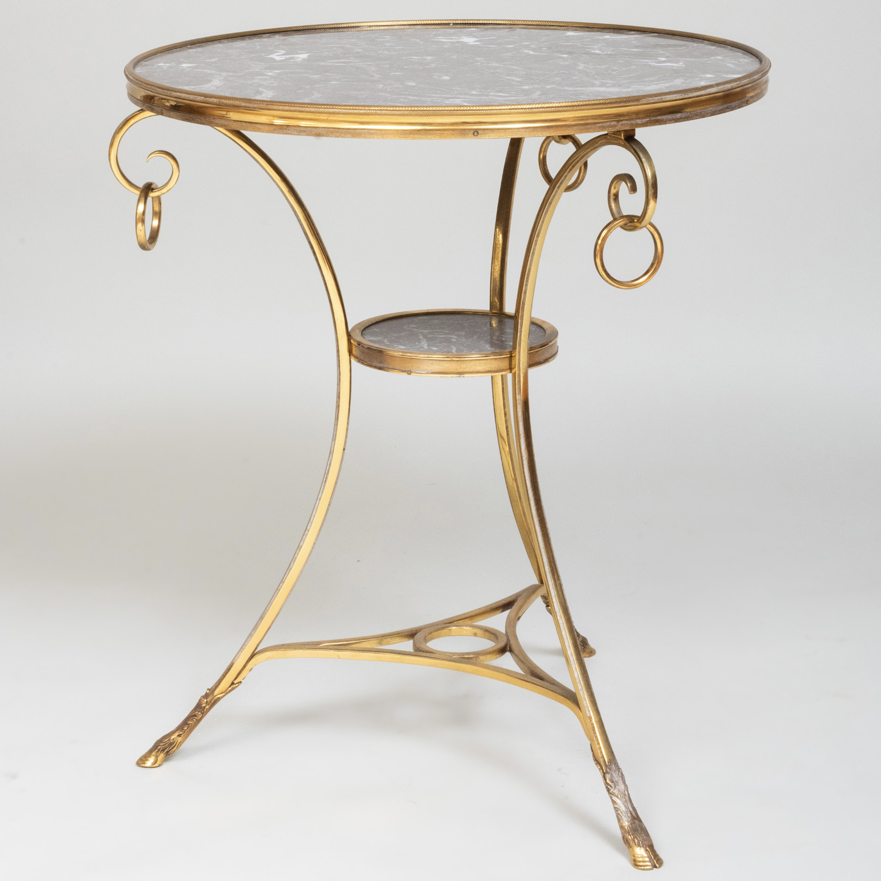 French furniture, french antique, french table, marble table, side table