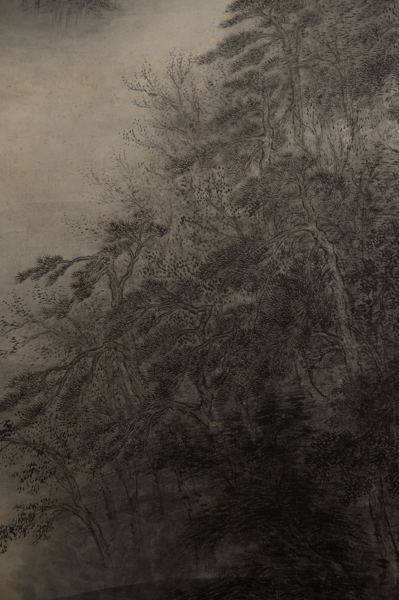 Scroll: Misty Mountains